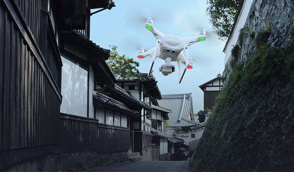 drone business for a new career