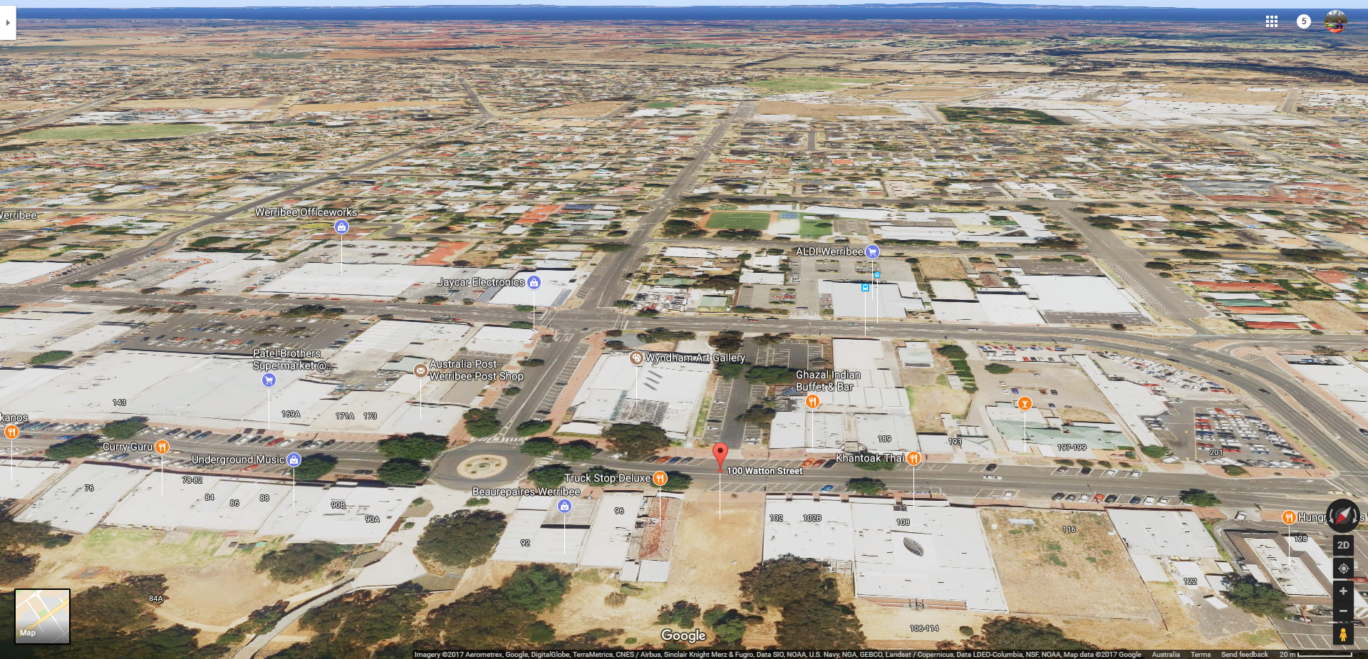 drone photography in Werribee