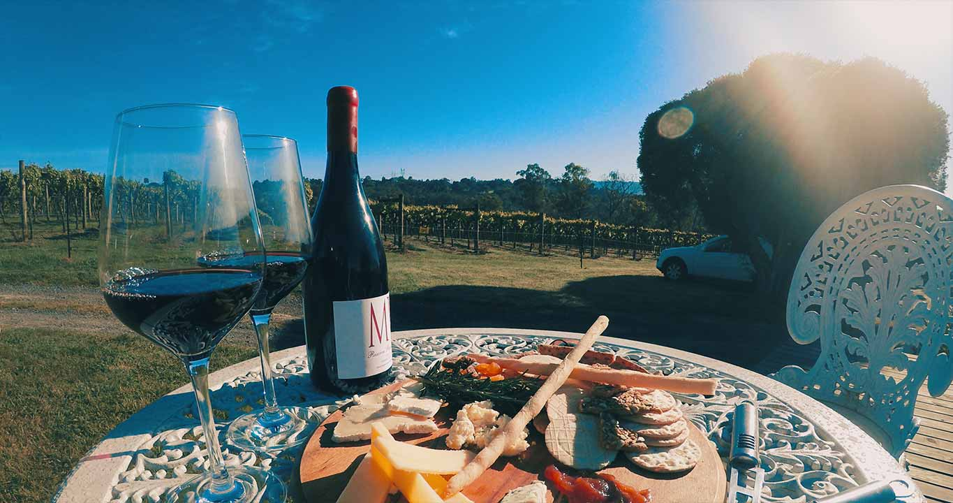 Best Winery Lunch Yarra Valley