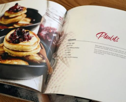 Cook-Book-Design-Services