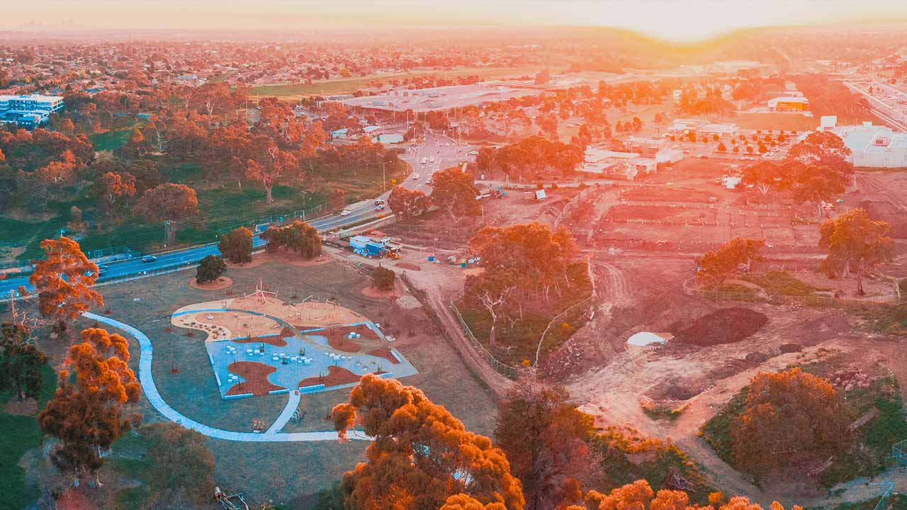 Property Developers Drone Video Services