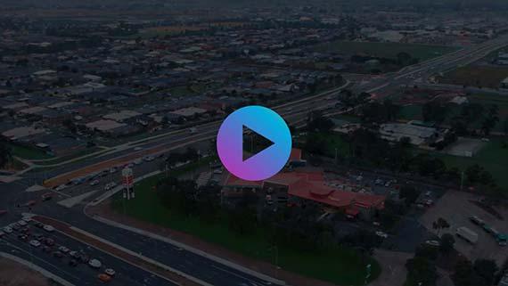 Victoria drone video services